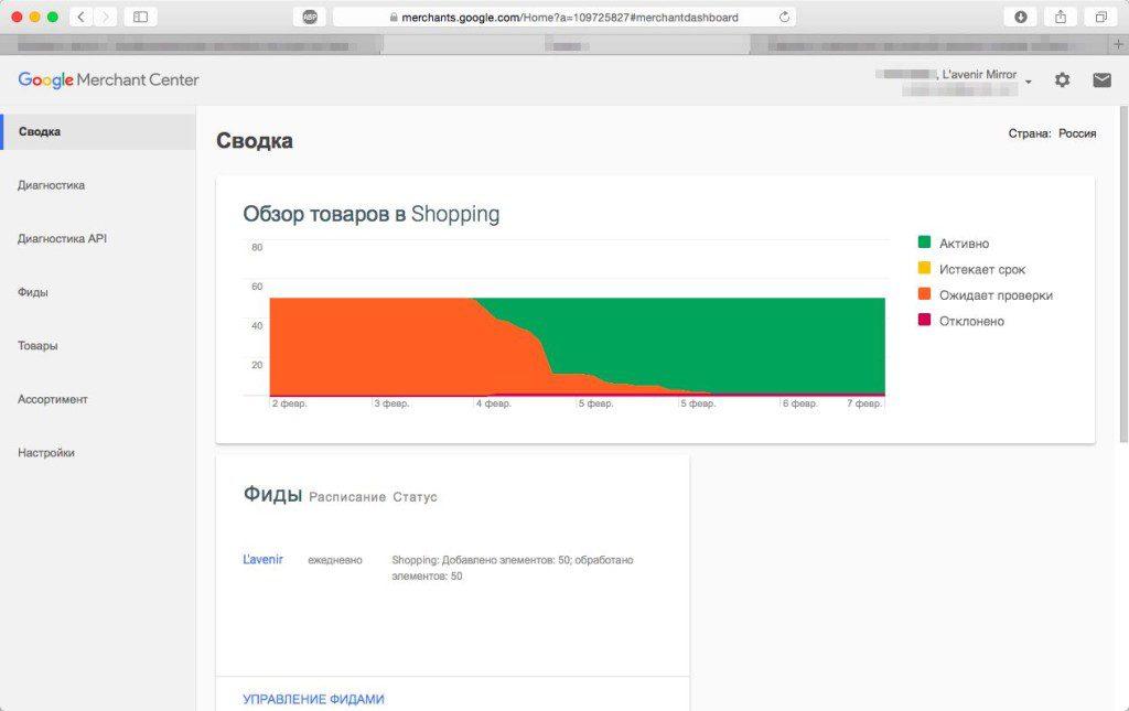 avenir-spb.ru - google merchant
